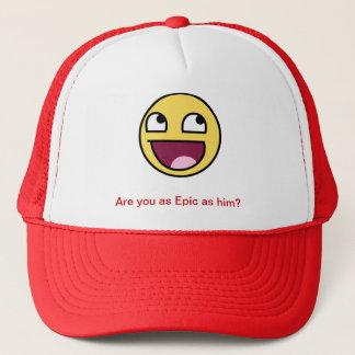 Epic Face hat
