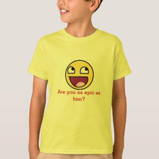 epic face hat T-Shirt