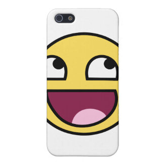 Epic face Iphone Skin Cover For iPhone SE/5/5s