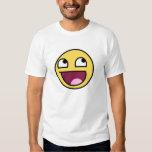 Epic face tee shirt