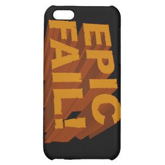 Epic Fail! 3D iPhone 4 Speck Case iPhone 5C Covers