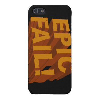 Epic Fail! 3D iPhone 4 Speck Case iPhone 5 Covers