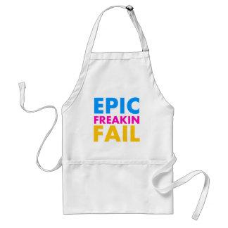 Epic Fail Apron