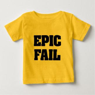 Epic Fail Baby T-Shirt