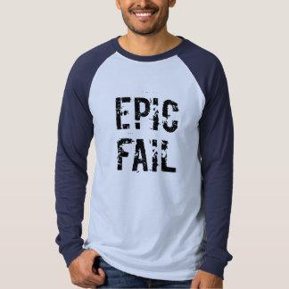 Epic Fail (black) Tee Shirt