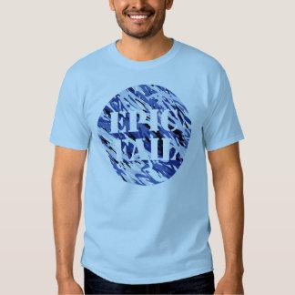EPIC FAIL Blue Camo Shirt