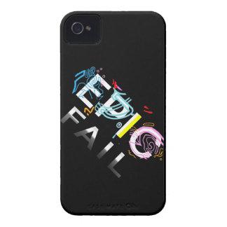 EPIC FAIL iPhone 4 Case-Mate CASE