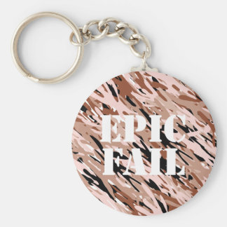 EPIC FAIL Chocolate Keychain