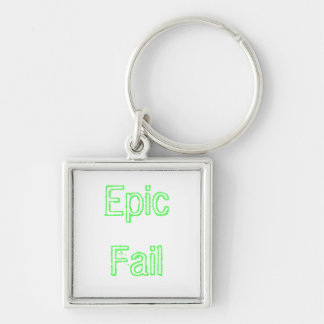 Epic Fail Keychain