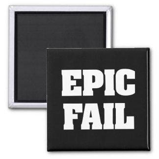 Epic Fail Refrigerator Magnet