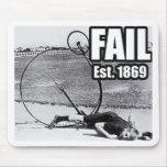Epic fail. mouse pad