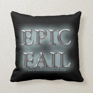 Epic Fail Pillows