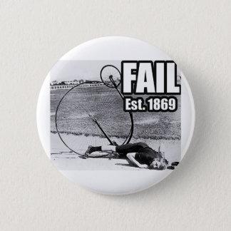 Epic fail. pinback button