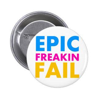 Epic Fail Pins