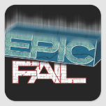 Epic Fail Stickers
