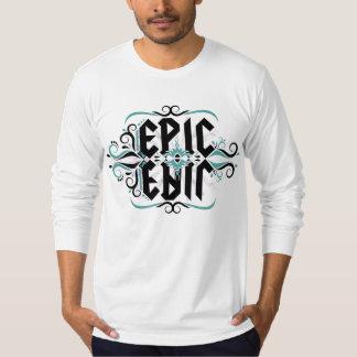 Epic Fail (teal) T Shirt
