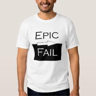 Epic Fail Tees