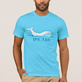 Epic Fail Whale T-Shirt