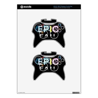 'Epic Fail' Wireless xbox Controller Xbox 360 Controller Decal