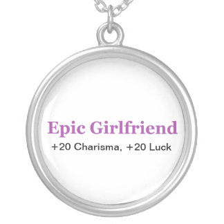 Epic Girlfriend Necklace