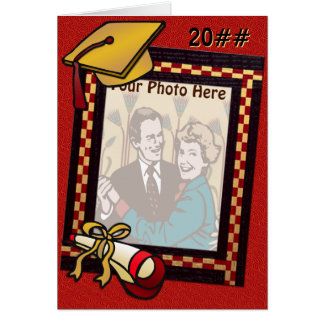 Epic Graduation Photo Card (Personalized)