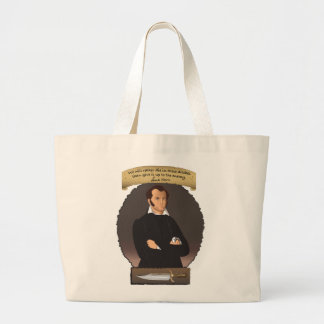 Epic Hero James Bowie Tote Bags