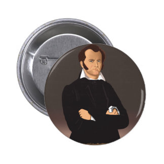 Epic Hero James Bowie Buttons