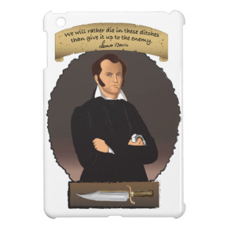 Epic Hero James Bowie! Case For The iPad Mini