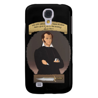 Epic Hero James Bowie! Samsung Galaxy S4 Cover