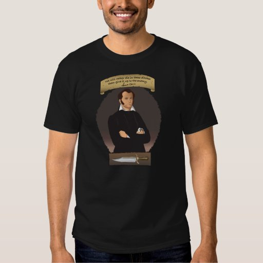 Epic Hero James Bowie! T-Shirt