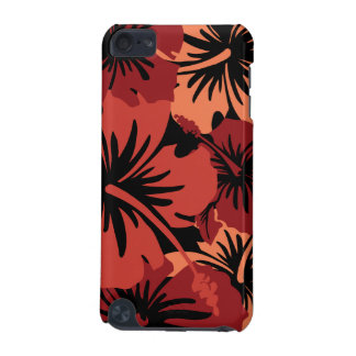 Epic Hibiscus Floral iPod Touch Cases