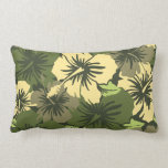 Epic Hibiscus Hawaiian Decorative Lumbar Pillows