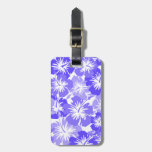 Epic Hibiscus Hawaiian Floral Tag For Luggage