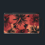 "Epic Hibiscus Hawaiian Floral Wristlet<br><div class=""desc"">These oversized hand rendered hibiscus flowers are reminiscent of the flowers used in vintage aloha shirts in the forties and fifties. These designs come in several colorways.</div>"