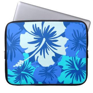 Epic Hibiscus Hawaiian Neoprene Wetsuit Laptop Sleeve