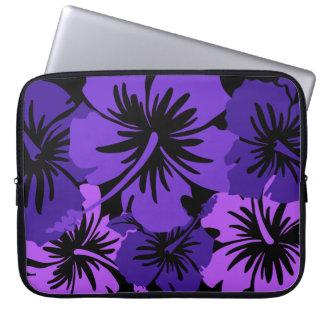 Epic Hibiscus Hawaiian Neoprene Wetsuit Laptop Sleeves