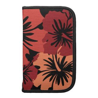Epic Hibiscus Hawaiian Rickshaw Planner Folio