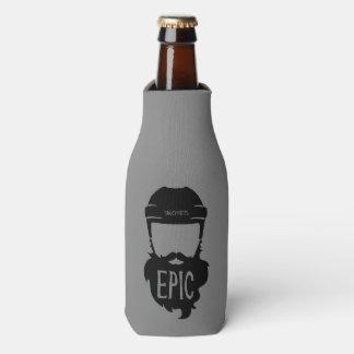 Epic Hockey Playoff Beard Bottle Cooler