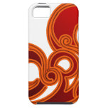 Epic (in red & black) iPhone 5 cover