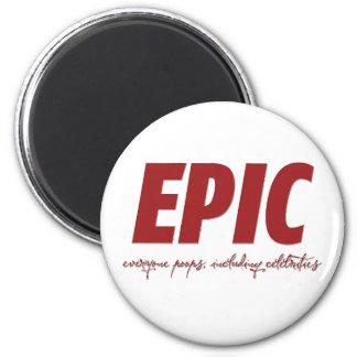 EPIC FRIDGE MAGNET