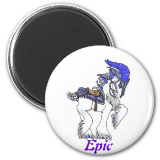Epic mounts 2 inch round magnet
