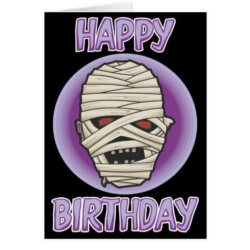 Epic Mummy Birthday Card