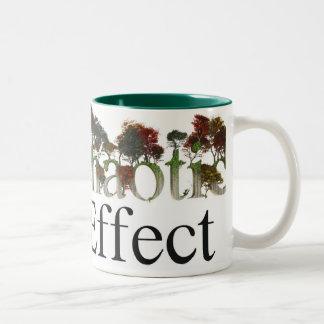 Epic Nature Two-Tone Coffee Mug