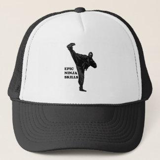Epic Ninja Skills Trucker Hat