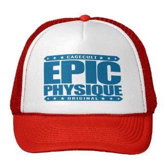 EPIC PHYSIQUE - Ripped Greek God-Like Warrior Body Trucker Hat