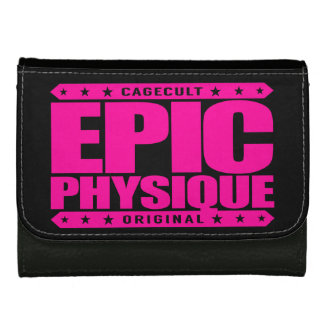 EPIC PHYSIQUE - Ripped Greek God-Like Warrior Body Wallet For Women