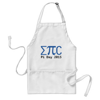 Epic Pi Day Adult Apron