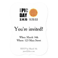 Epic Pi Day - E