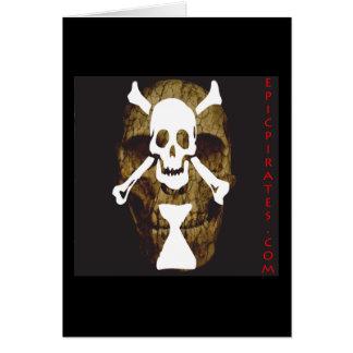 Epic Pirates Banner #10 Card