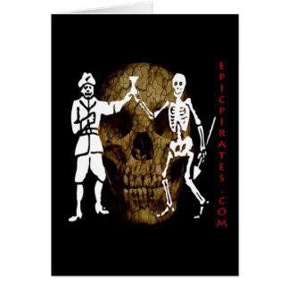Epic Pirates Banner #11 Card